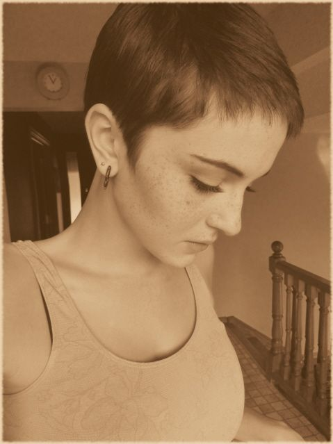 I like this, but will I go close to that short again? maybe