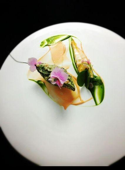 17 best yann bernard lejard images on pinterest food art food off center plate layout fandeluxe Image collections