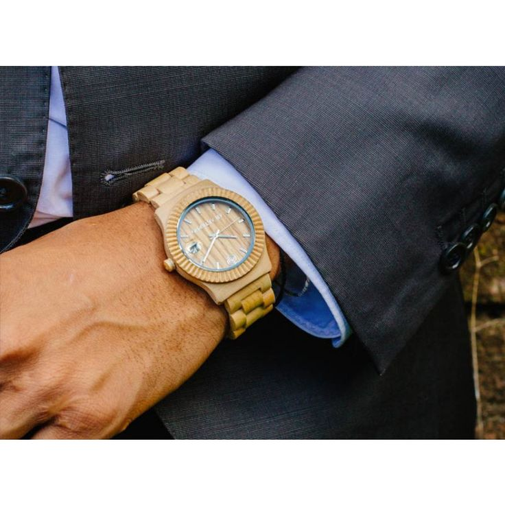 john-andy.com | AB Aeterno Ξύλινο ρολόι