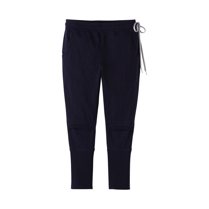 WOMEN CUT AND SEWN ANKLE LENGTH PANTS