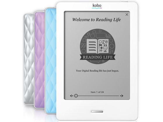 Kobo eReader Touch review | A real Kindle Touch rival - and this one's on sale in the UK Reviews | TechRadar