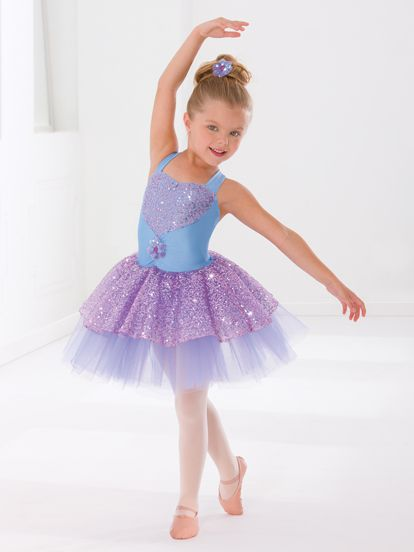 Ain't She Sweet - Style 525 | Revolution Dancewear Children's Dance Recital Costume