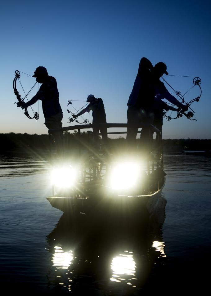 Rough Company: Inside the World's Biggest Bowfishing Tournament | Outdoor Life