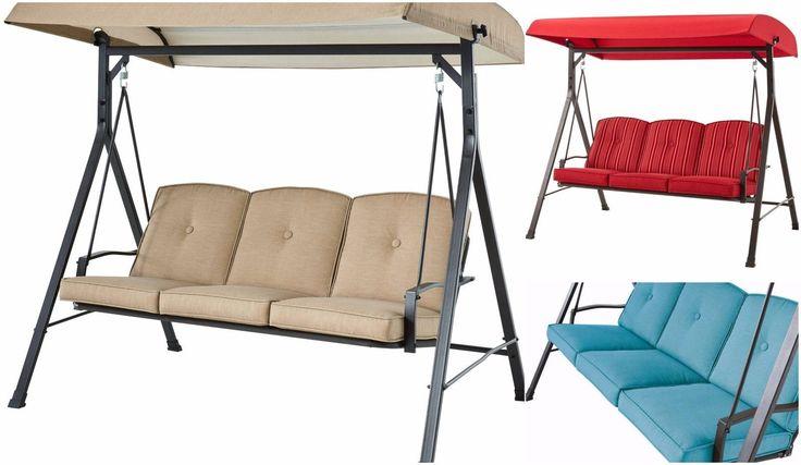 Best 25+ Outdoor swing cushions ideas on Pinterest ...