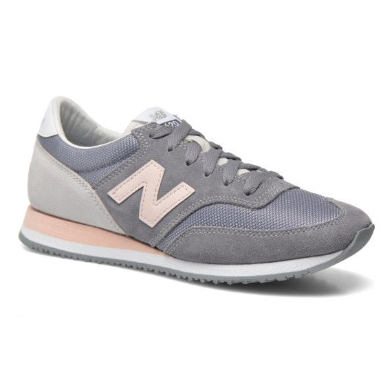 CW620 - Sneaker für Damen / grau