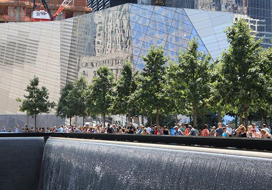 Tickets to the National September 11 Memorial Museum are available now. Reserve your tickets at 911memorial.org