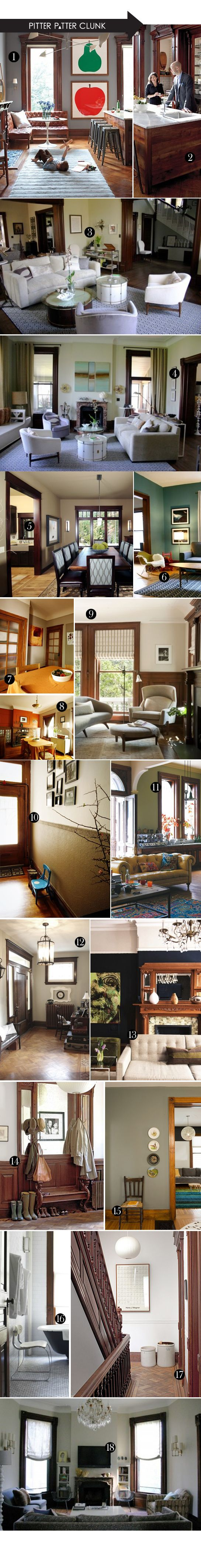 69 best Wall Colors for Wood Trim images on Pinterest Dark wood