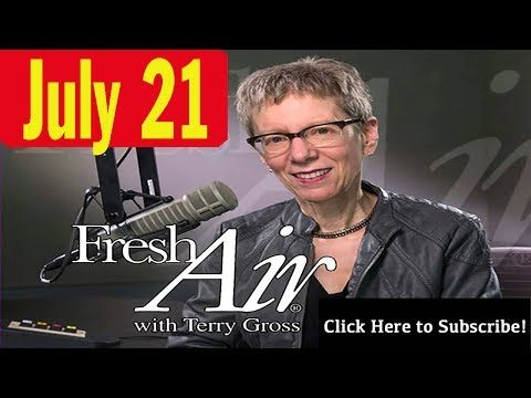 Fresh Air with Terry Gross 7/21/17 - Issa Rae Of HBO's 'Insecure' / Remembering George Romero