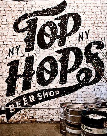 Top Hops Beer Shop