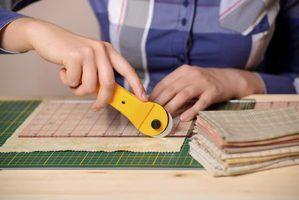 Die idealen Maße für einen Schneidetisch zum Nähen   – quilt studio