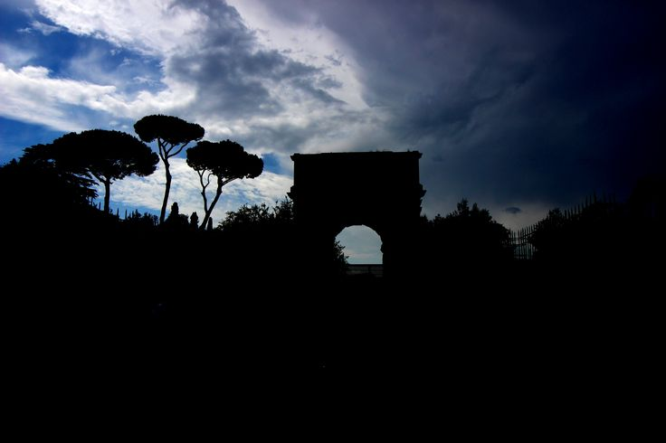#Roma #Rome #Italy #ForiImperiali #skyline