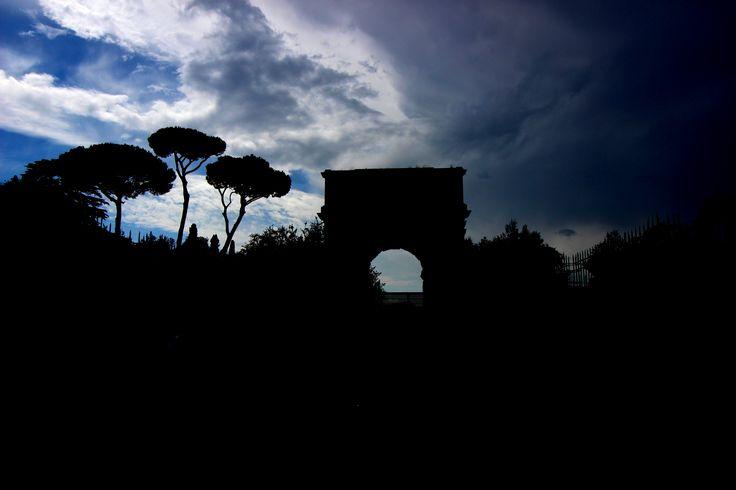 #Roma #Rome #Italia #Italy #ForiImperiali #skyline #travel #trip #viaggi #viaggiare #backpacker #bikepacker #road4Beijing