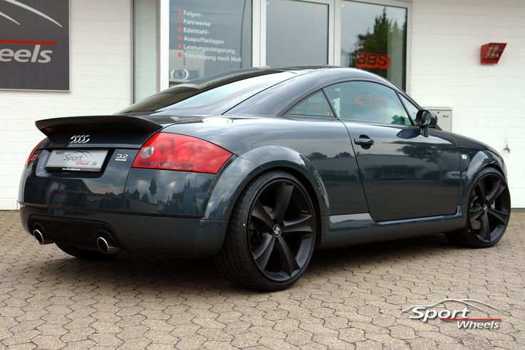 audi tt mk1 accessories thread tt mk1 by sportwheels. Black Bedroom Furniture Sets. Home Design Ideas