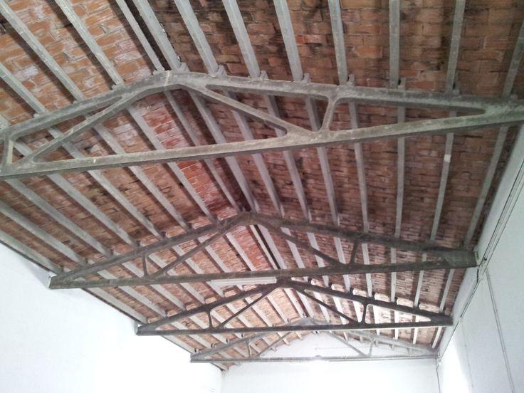 17 best images about techo de on pinterest valencia for Tejados de madera prefabricados