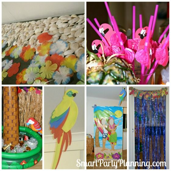 Hawaiian Theme Party | Smart Party Planning