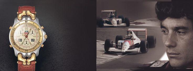 Ayrton Senna celebrato da Tag Heuer a Barcellona - Ayrton Senna entra a far parte della famiglia di testimonial di Tag Heuer che lancia la Senna Special Edition - Read full story here: http://www.fashiontimes.it/2015/05/ayrton-senna-celebrato-da-tag-heuer-a-barcellona/