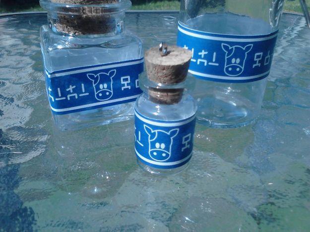 Lon Lon Milk Bottles   10 Geektastic Legend Of Zelda Crafts Now On Etsy
