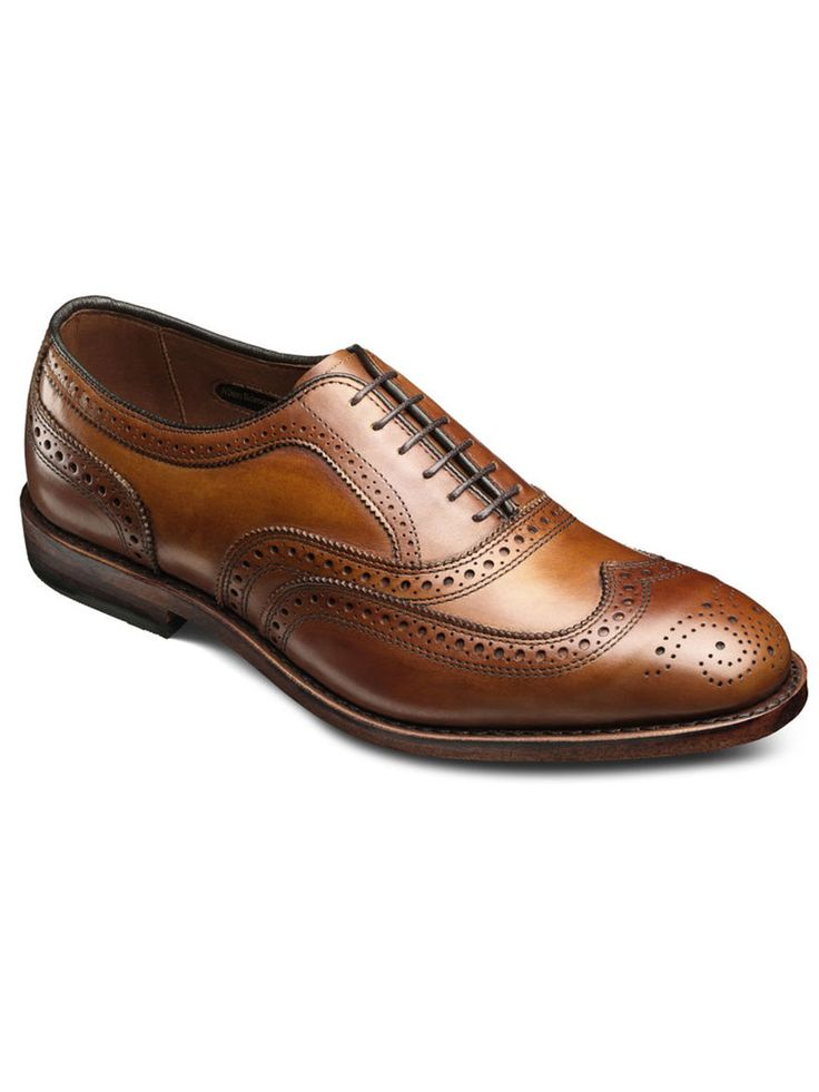 Allen Edmonds McAllister in Walnut
