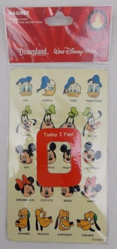 Disney-Parks-Today-I-Feel-Mood-Magnet-Mickey-Friends-New