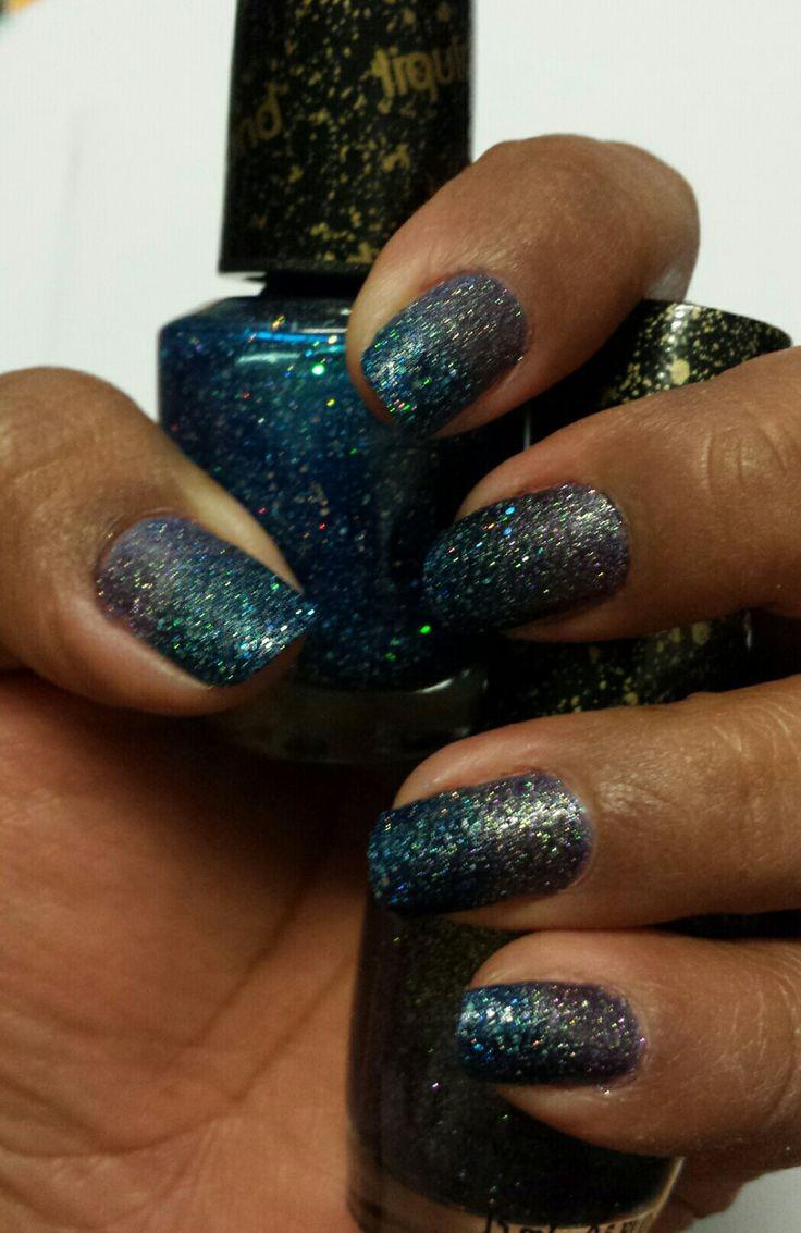 o.p.i sand liquid nails :)