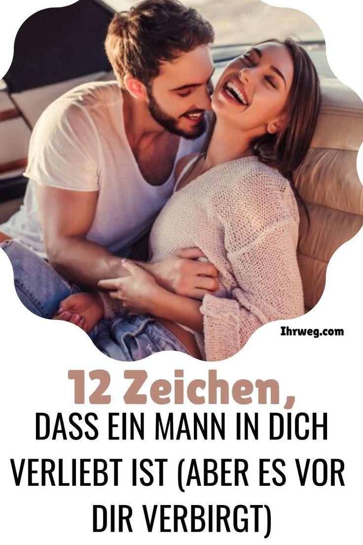 12 Zeichen, Dass Ein Mann In Dich Verliebt Ist (Aber Es