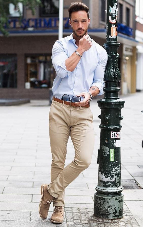 Business Casuals Styling Men For Business Casuals …