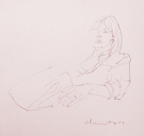 Claire Oswalt - Contour