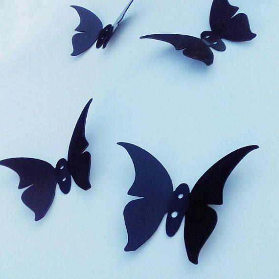Check out this item in my Etsy shop https://www.etsy.com/listing/508454420/metal-butterfly-hooks-and-wall-decor