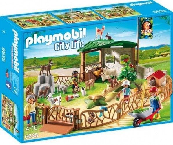 Playmobil 6635 ZOO farma