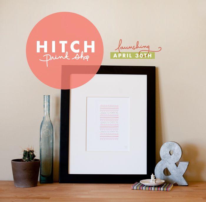 Hitch Print Shop opens April 30th!: Design Inspiration, Diy Crafts, Transparent Colors, Craft Ideas, Craft Inspirations, Shop Opens