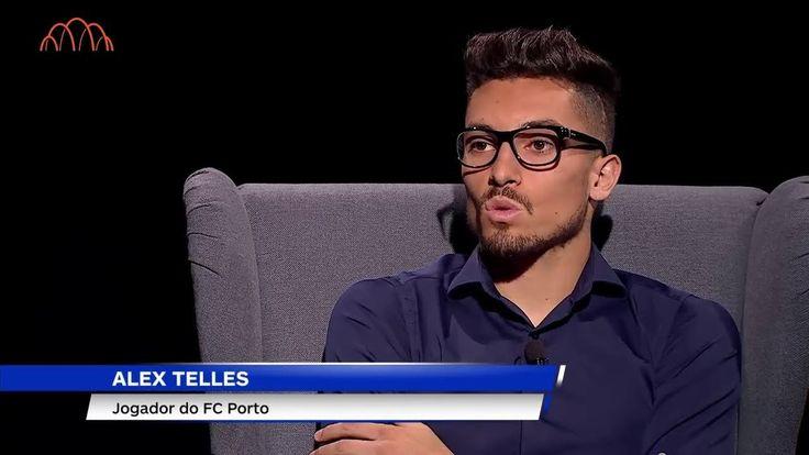 Entrevista ALEX TELLES | Jogador FC Porto | Universo Porto | Porto Canal