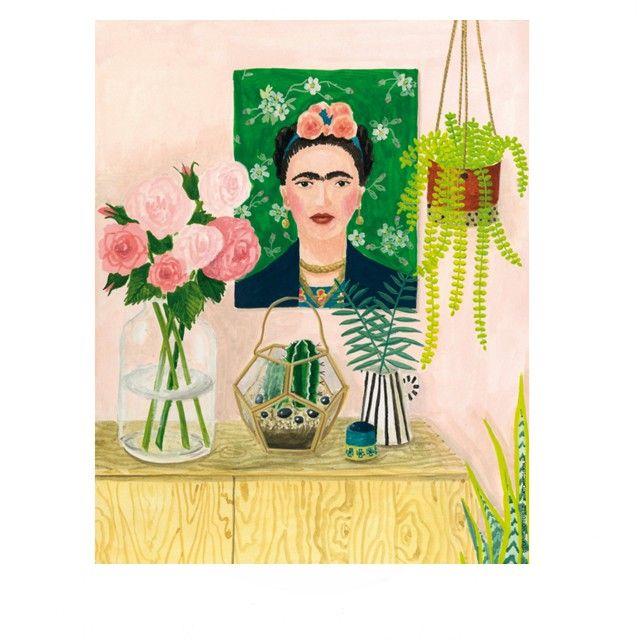 <p>Affiche Frida, format vertical, impression sur papier rigide, imprimée en France, illustration Mélanie Voituriez pour Atomic Soda. A compléter avec les autres visuels de la série pour décorer son bureau ou les murs de sa chambre ou faire un joli cadeau ! On aime ce trait de crayon et le choix de la gamme colorée !</p> <p><em><br /></em></p>