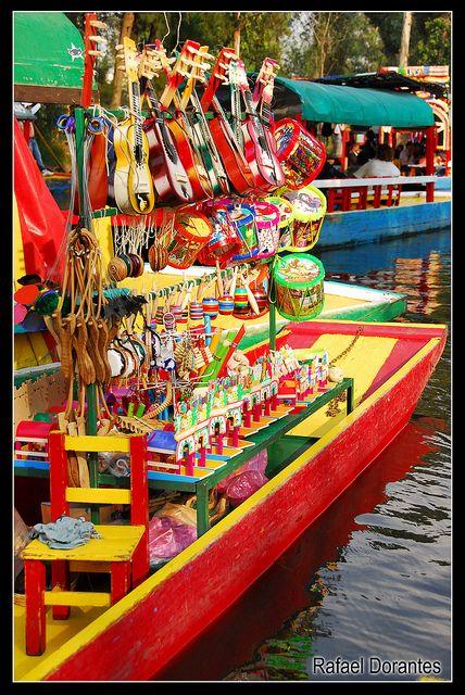 Toys in Xochimilco