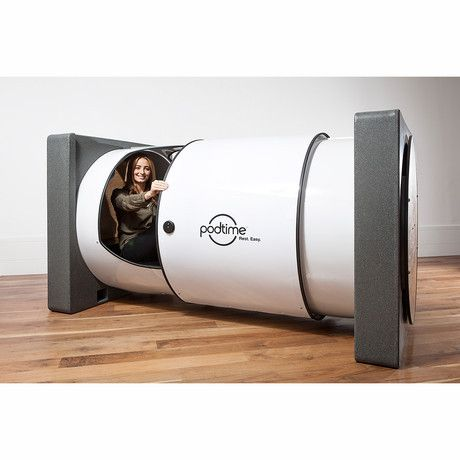 Always enjoy your own personal space with the PodTime Sleep Pod. Perfect for those in need of some peace and quiet, these pods provide the perfect outlet to think or relax completely on your own terms. Lightweight and ventilated, with internal lig...