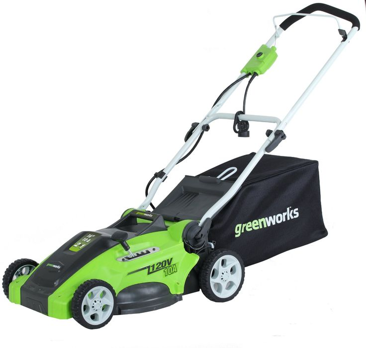 powerful lawn mower electric . See pro and cons here  http://online-super-store.net/