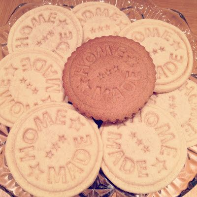Cakes and Catwalks: Review: 'Home Made' cookie stamp