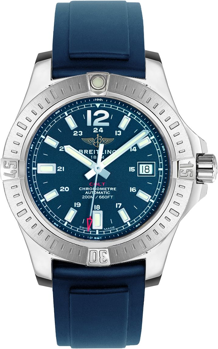 SALE PRICE! Brand New Men's Breitling Colt 41 Automatic A1731311/C934-138S! Unbeatable prices! FREE Shipping and Authenticity Guaranteed at AuthenticWatches.com