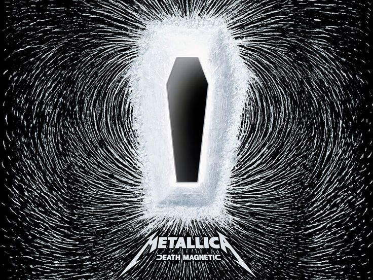 death magnetic tattoo - photo #38