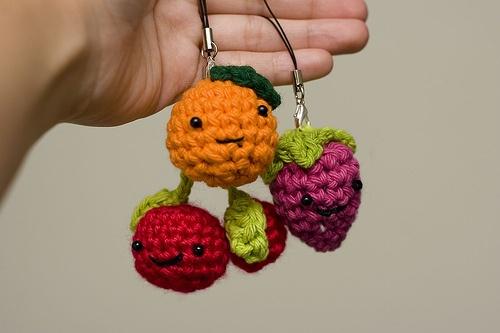 Amigurumi Fruit : 79 best amigurumi food images on Pinterest