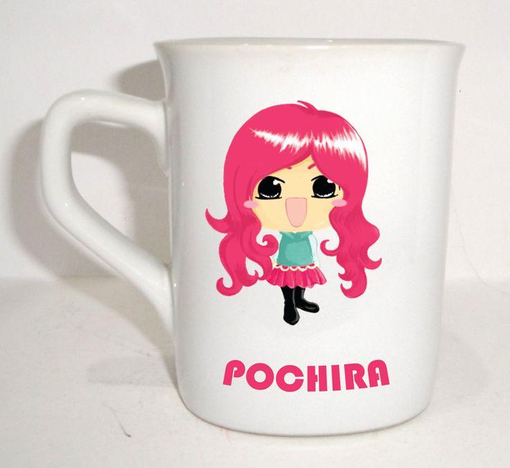 mug pochira for merchandise