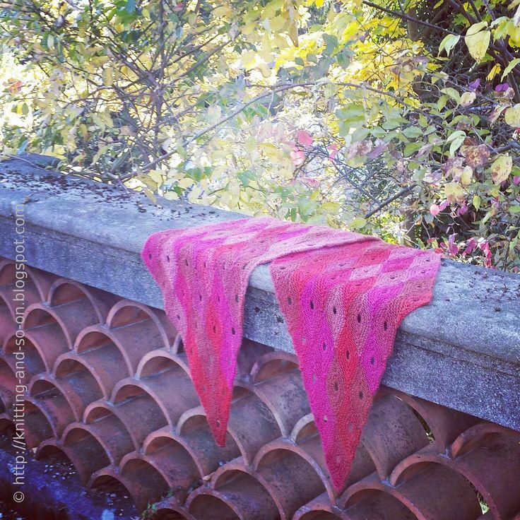 19 besten Domino Knitting Bilder auf Pinterest   Strickmuster ...