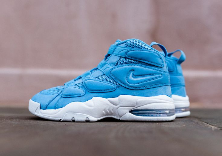 #sneakers #news  Nike Brings Back The Uptempo Series In All-Star Blue