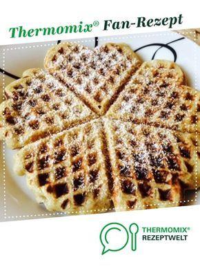 Haferflocken-Apfel-Waffeln von Popollina83. Ein Thermomix ® Rezept aus der Kate …  – Rezepte