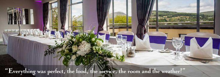 Kenmare Bay Hotel Weddings - Wedding Receptions