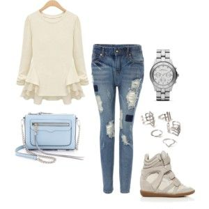 """Bez tytułu #51"" by madzia6 on Polyvore"