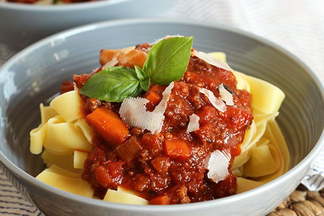 The Very Best Bolognese Sauce | The Suburban Soapbox