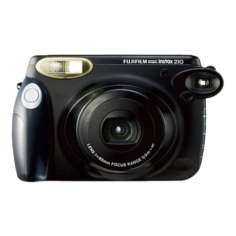 Fuji Instax 210 Camera – Black from Photography Boutique - R1,099 (Save 0%)