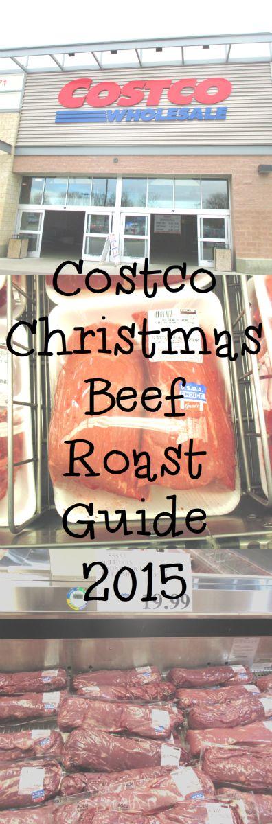 Costco Christmas Beef Tenderloin and Prime Rib Roast Prices 2015