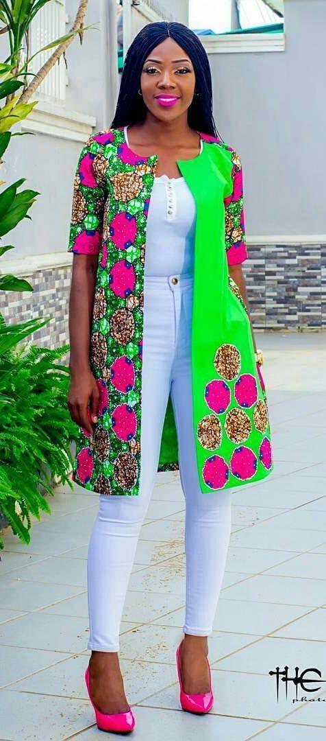 African print jacket, African fashion, Ankara, kitenge, African women dresses, African prints, African men's fashion, Nigerian style, Ghanaian fashion, ntoma, kente styles, African fashion dresses, aso ebi styles, gele, duku, khanga, vêtements africains pour les femmes, krobo beads, xhosa fashion, agbada, west african kaftan, African wear, fashion dresses, asoebi style, african wear for men, mtindo, robes de mode africaine.