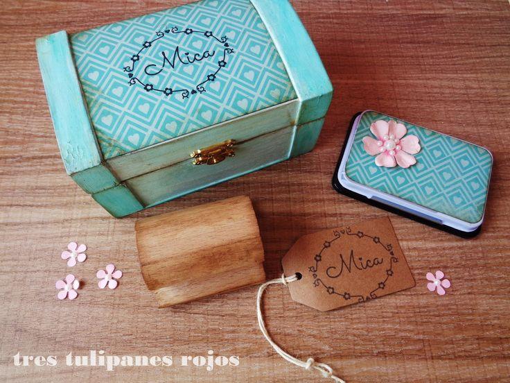 Las 25 mejores ideas sobre almohadilla de tinta en - Pintar sobre madera barnizada ...